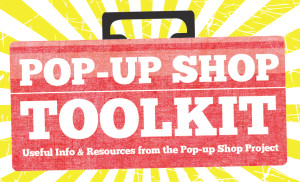 Pop-Up Shop Toolkit - Image Courtesy of DECA and Pop-Up Shops